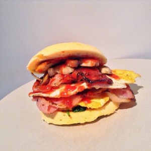 paleo breakfast muffin 2