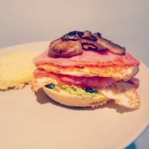 paleo english muffin 3